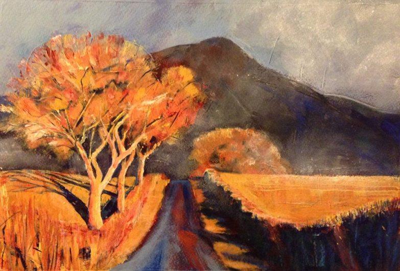 alex JW tree painting