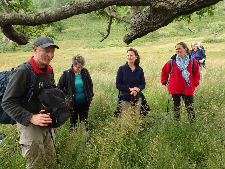Under the Troutbeck Alder with Rob Fraser