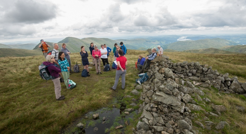 The Long View poetry reading in the Lake District