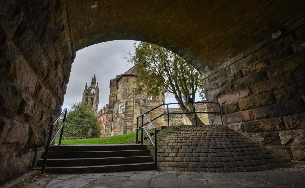 Laburnum, Railway Arch